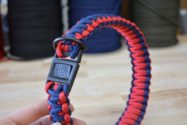 King cobra paracord dog collar | Learn To Make A Paracord Dog Collar | Instructions
