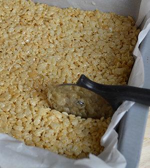 DIY-How to Make Rice Krispie Treats