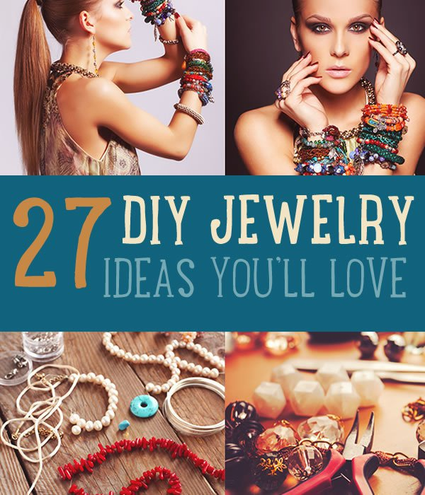 Handmade Jewelry | DIY Bracelets & Jewelry Making Ideas
