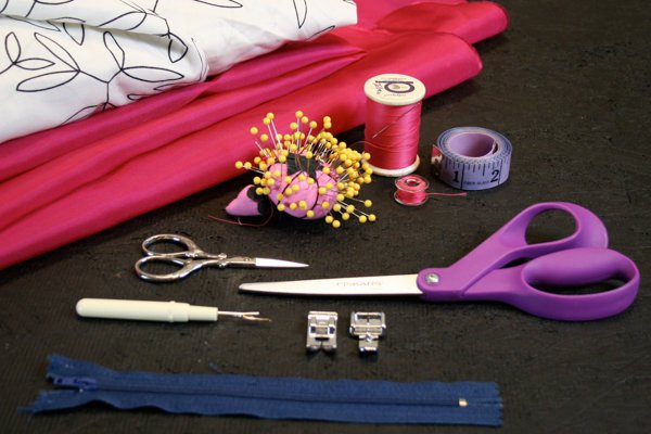 Sewing Supplies | Sewing Tutorials on diyprojects.com