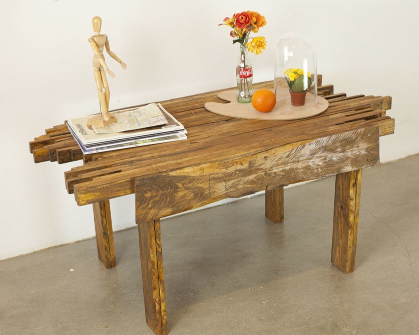pallet furniture pallet table pallet projects diy projects - Wood Pallet Projects