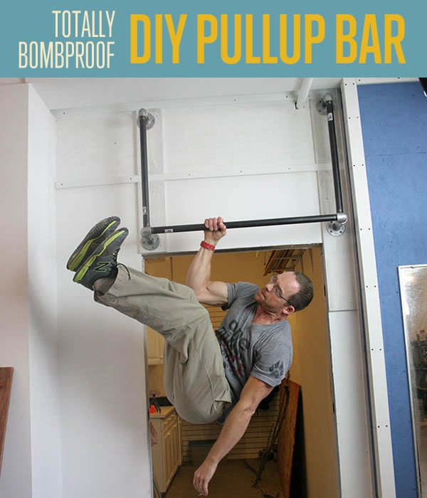 How To Make A Pullup Bar Diy Projects Craft Ideas How To S For