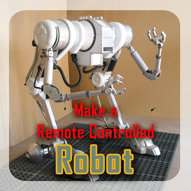How To Make A Robot   Easy Robot Projects