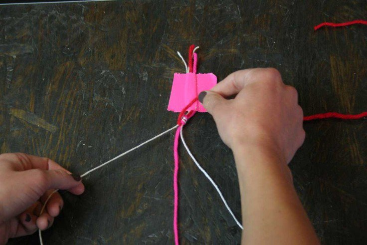 How to Make Macrame Friendship Bracelets