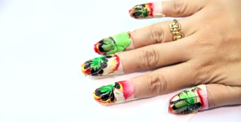 Easy Nail Art Designs Diy Projects Craft Ideas How Tos For Home