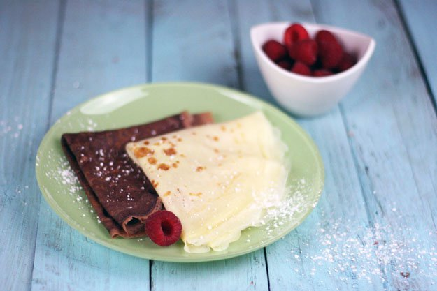 How To Make Crepes With Mascarpone Filling Easy Chocolate Crepes Recipe