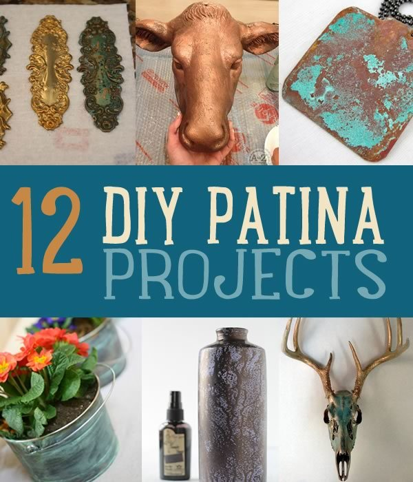 DIY Patina Projects | Faux Paint Decor How To