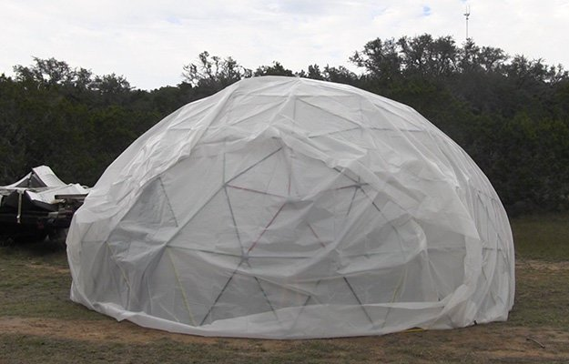 how_to_build_geodesic_dome_21 patio projects