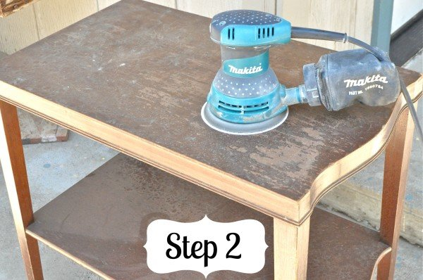 Refinishing a Table | Tutorial | How to Refurbish an Old Table