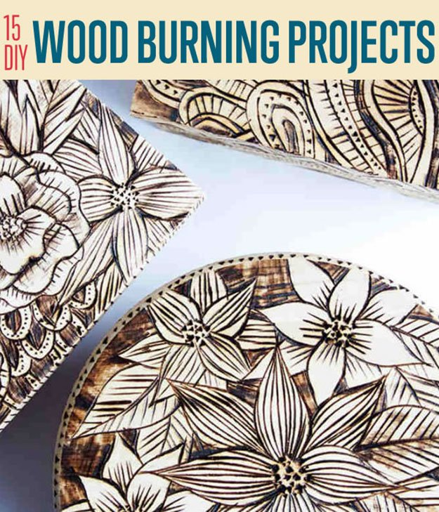 Easy Wood Burning Projects Diy Projects Craft Ideas How