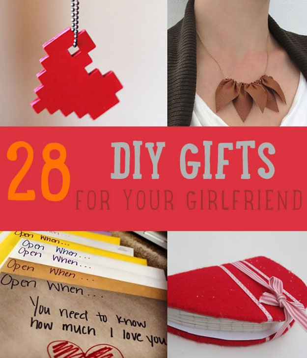 Christmas Gifts for Girlfriends DIY Projects Craft Ideas & How ...