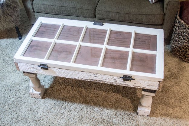 Coffee Tables, Coffee Table, Life Top Coffee Table, Diy Coffee Table, Diy