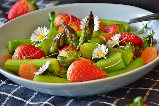 Check out 15 Awesome Ways to Eat Asparagus at https://diyprojects.com/awesome-ways-eat-asparagus/
