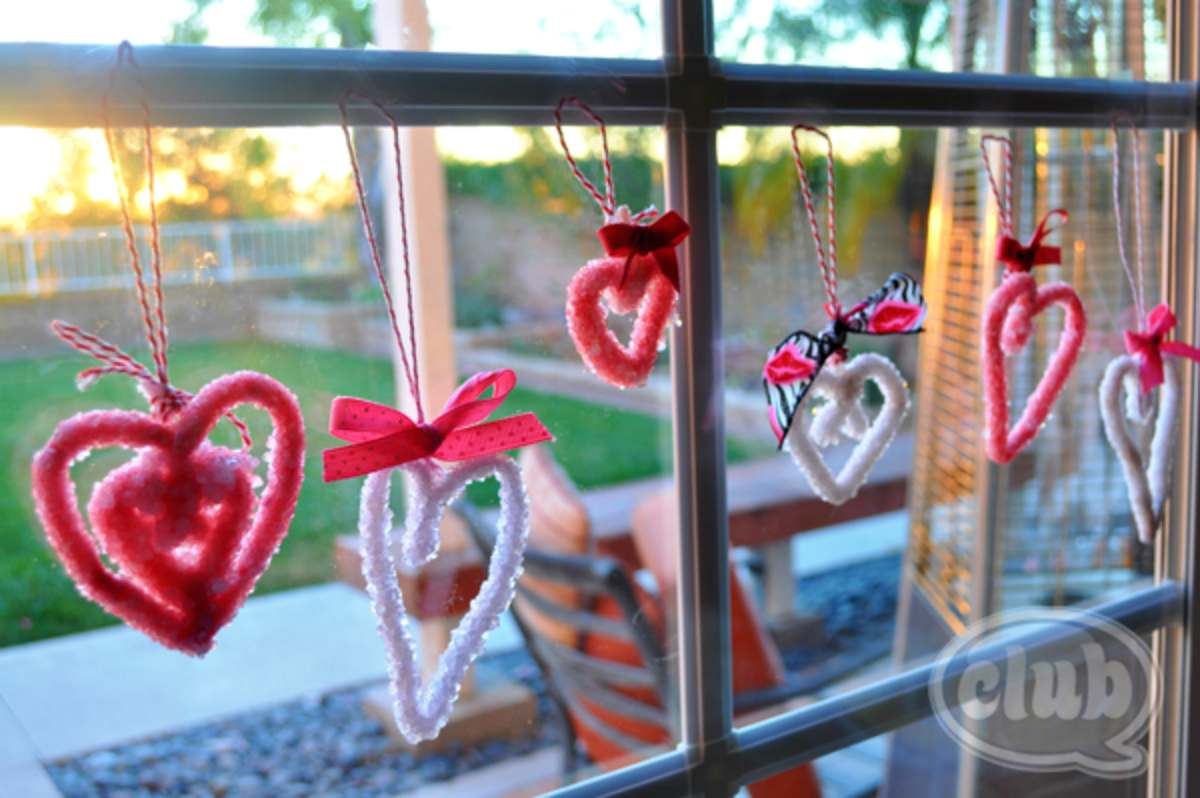 Cute borax crafts | Valentine Crafts For Kids To Make