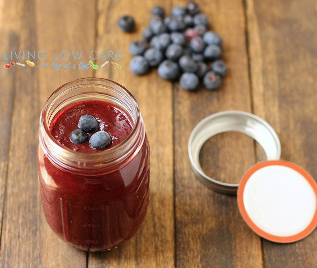 Paleo Blueberry Barbecue Sauce   44 Saucy BBQ Recipes & Ideas for Creative Kitchens