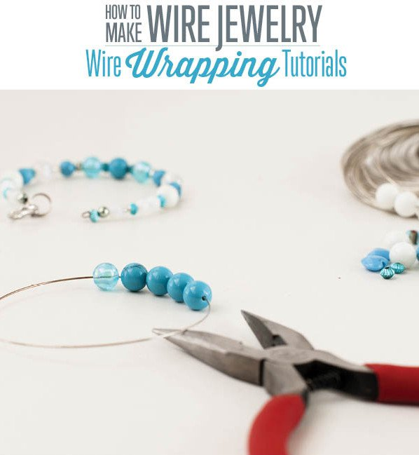 Wire Wrapping DIY Jewelry