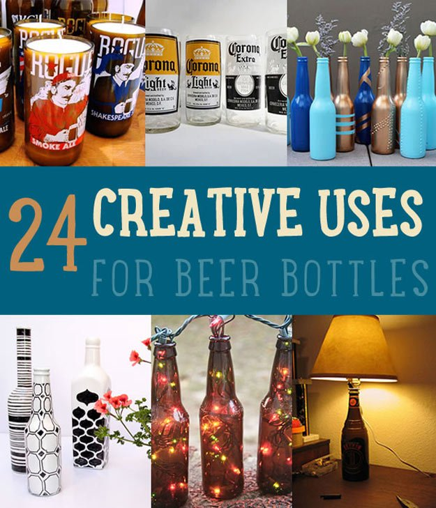 craft ideas for beer bottles uses for bottles diy projects craft ideas amp how to s 6132