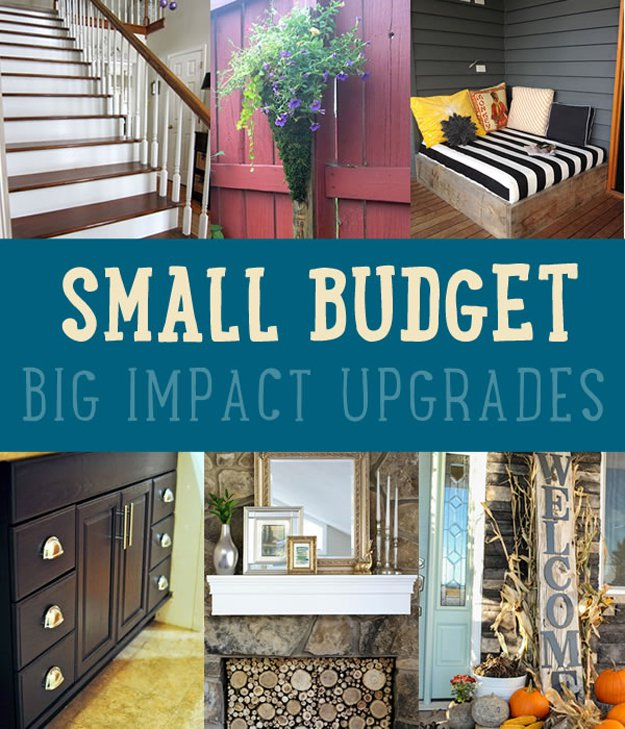 21 Easy Home Improvement Projects: Small Budget, Big Impact Upgrades | https://diyprojects.com/easy-home-improvement-projects/