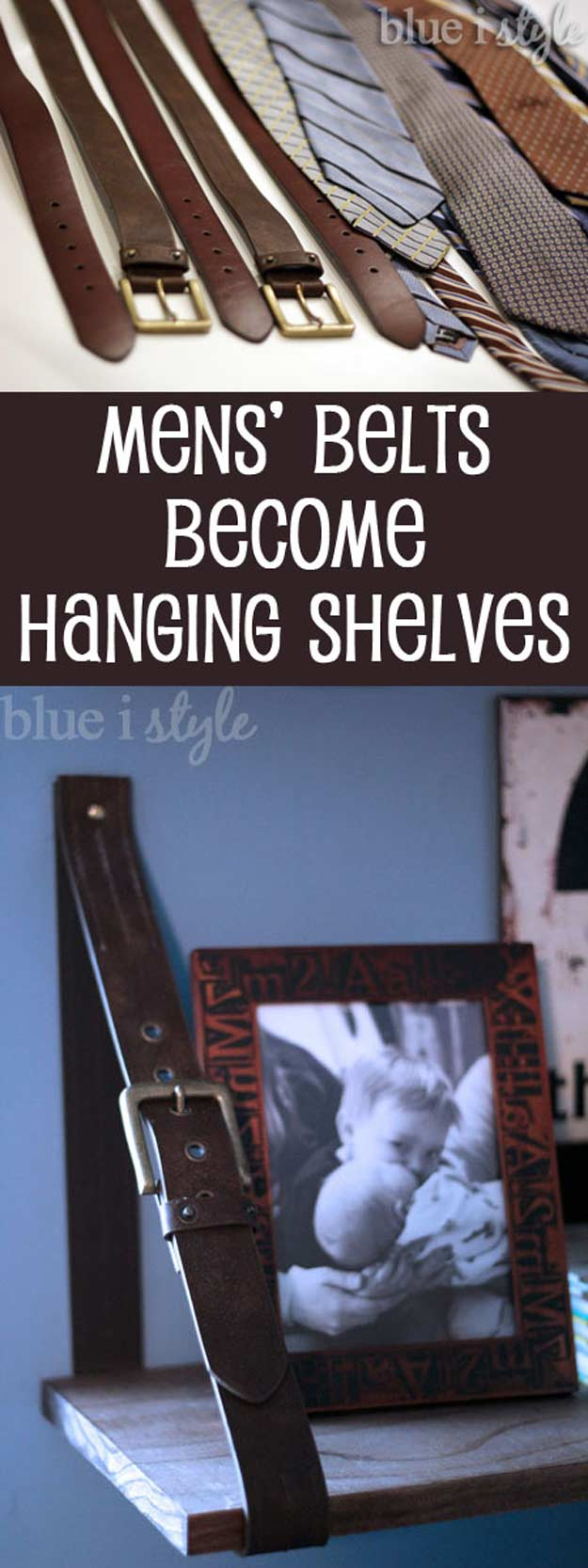 Old Belts | Things To Never Throw Away As A DIYer [2nd Edition] | DIY Projects