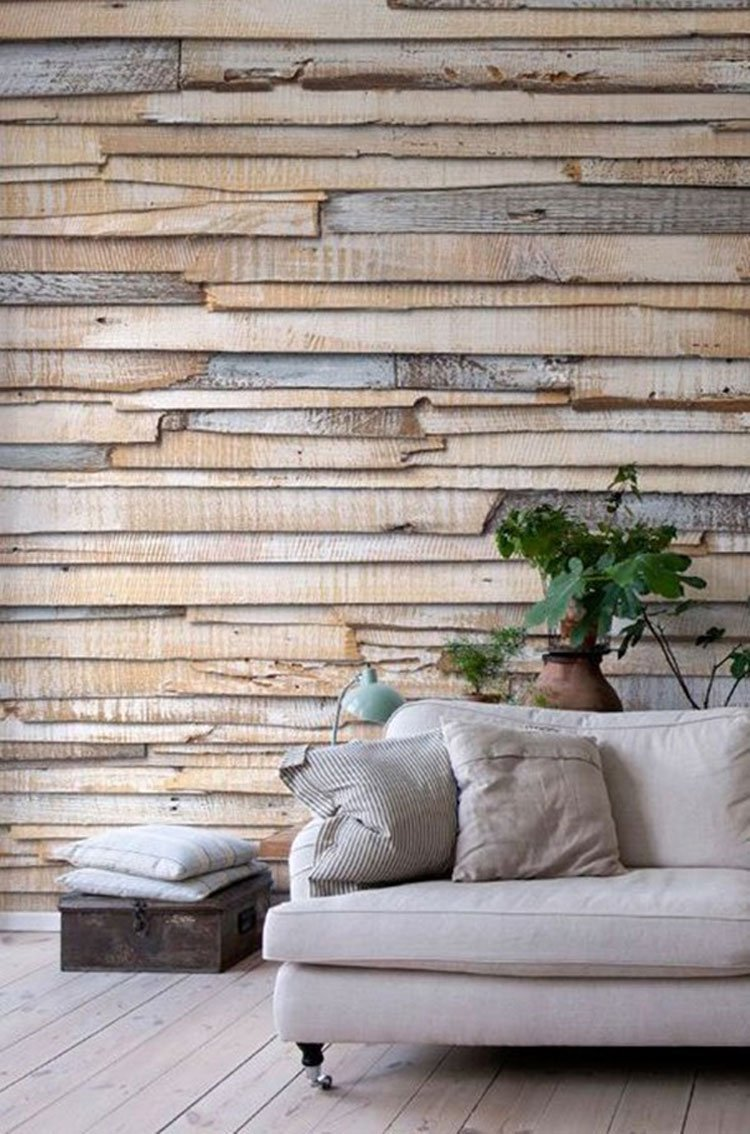 How to Build a Wood Pallet Wall DIY Projects Craft Ideas How