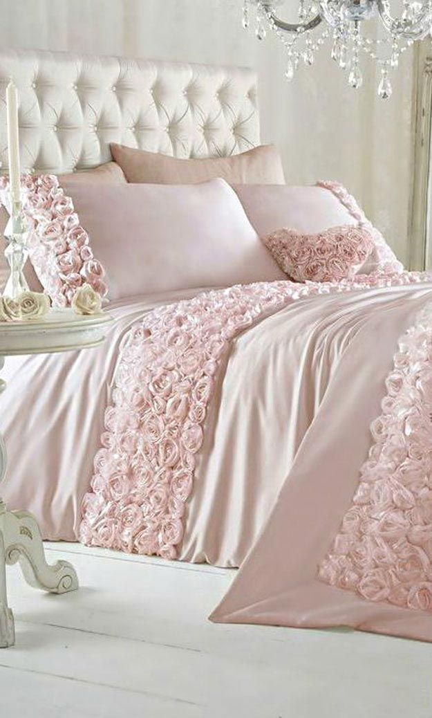 Shabby chic bedding ideas diy projects craft ideas how Decorating your home shabby chic cottage style