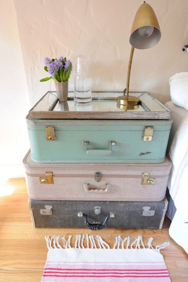 Beautiful Vintage Shabby Chic Nightstand Idea And Inspiration |  Https://diyprojects.com/
