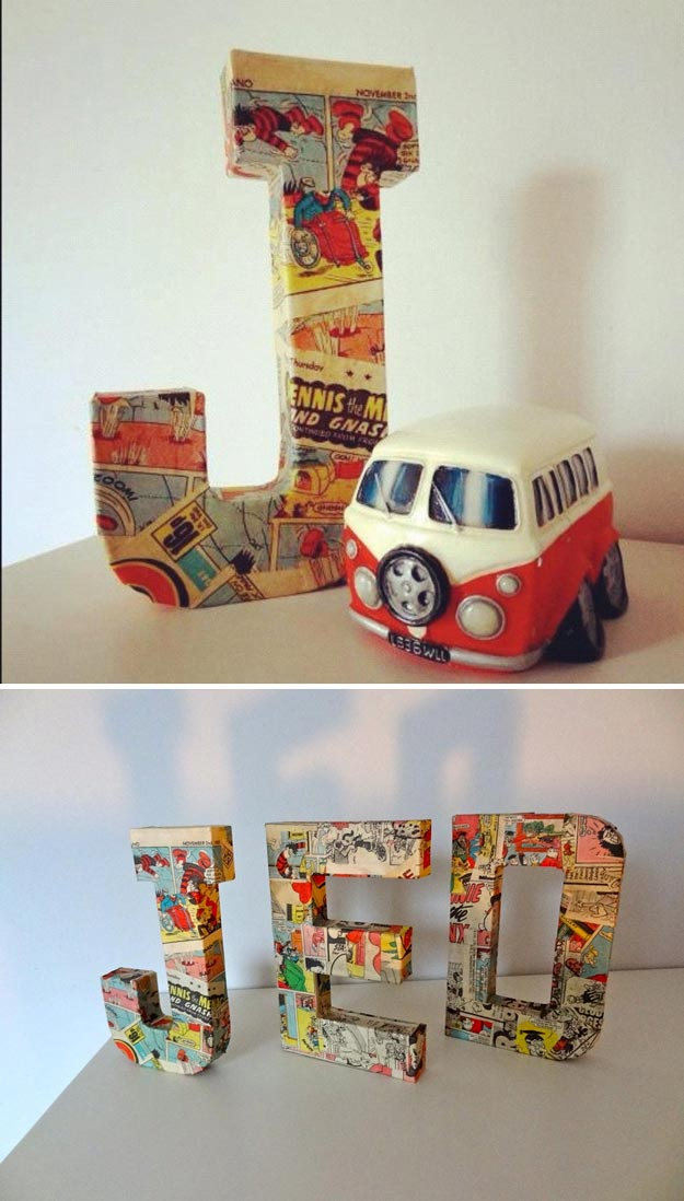 Fun And Cool DIY Decoration For Teenage Boys Bedroom
