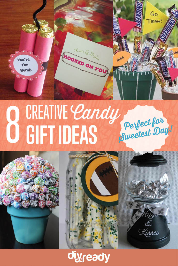 Sweetest Day Candy Gift Ideas Celebrate Sweetest Day With These 10 DIY Gift Ideas