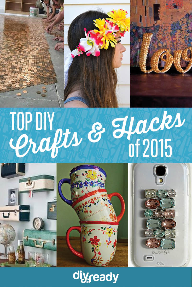 TOP DIY CRAFTS OF 2015
