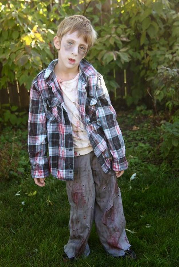 18 diy zombie costume ideas diy projects craft ideas how tos for diy zombie costume solutioingenieria Images
