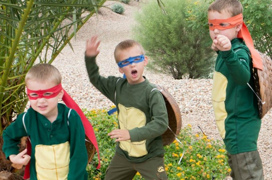 Feature| 15 DIY Ninja Turtle Costume Ideas Cowabunga!