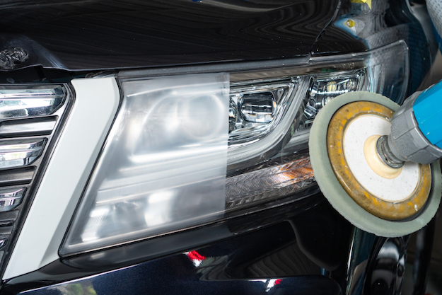 Check out 7 Headlight Restoration DIY Ideas at https://diyprojects.com/headlight-restoration-ideas/