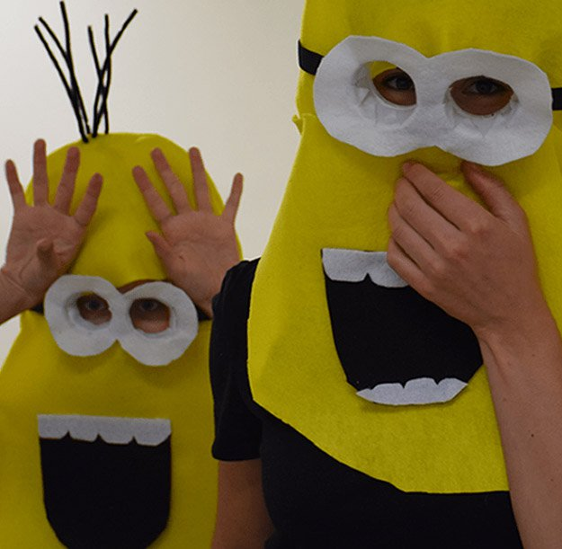 Fun DIY Minion Costume | DIY Minions Costume Ideas You Have to Check Out & DIY Minions Costume Ideas DIY Projects Craft Ideas u0026 How Tou0027s for ...