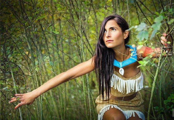 DIY Pocahontas Costume Ideas  sc 1 st  DIY Projects & DIY Pocahontas Costume Ideas DIY Projects Craft Ideas u0026 How Tou0027s for ...