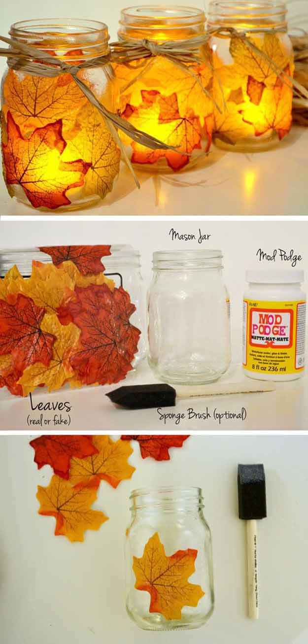 Amazingly falltastic thanksgiving crafts for adults diy for Pinterest art ideas for adults