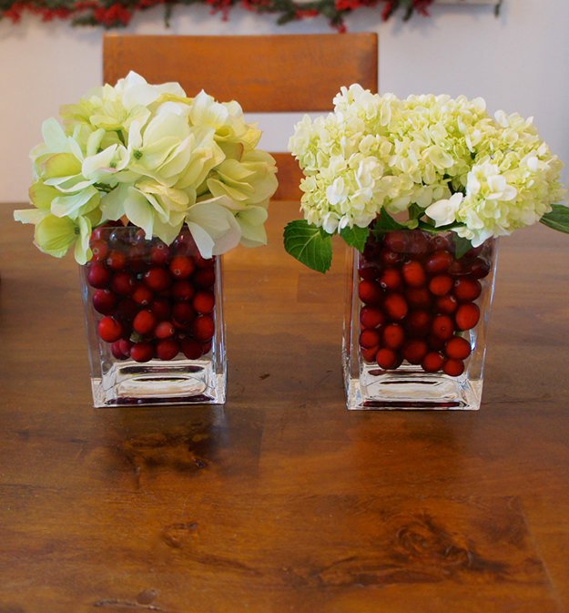 Simple Christmas Home Decorations: Easy Christmas Centerpiece Ideas DIY Projects Craft Ideas