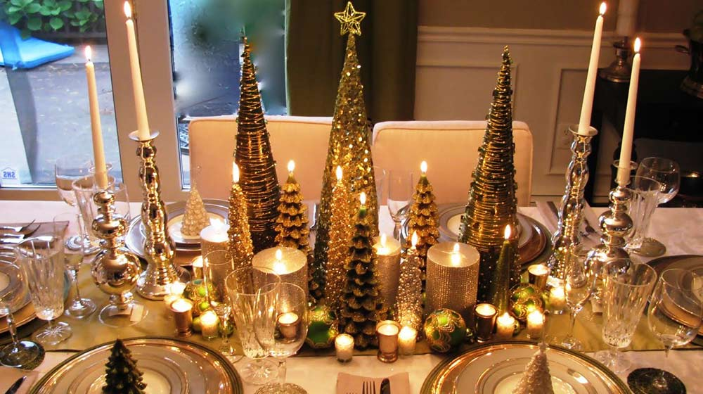 Feature | DIY Christmas Centerpiece Ideas To Complete Your Table
