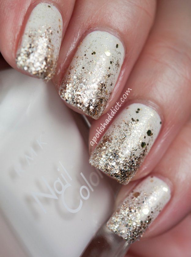 New Years Themed Nail Art Diy Projects Craft Ideas How Tos For