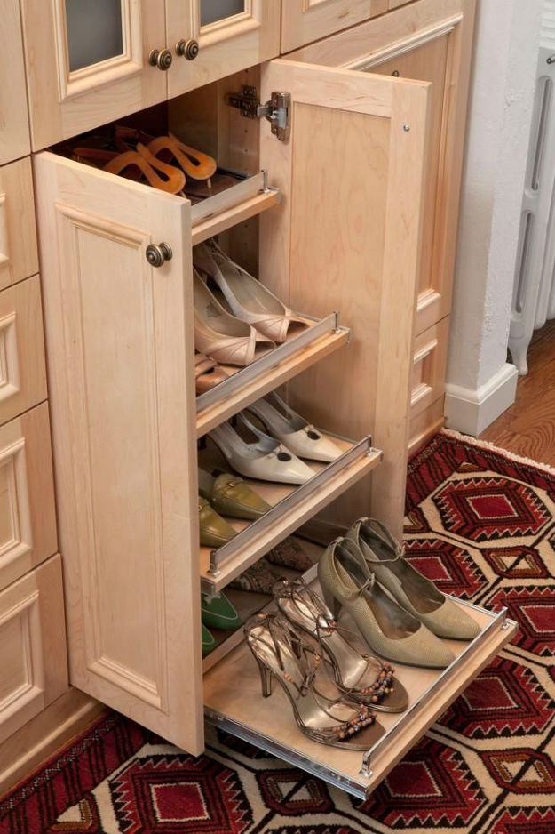 shoe storage ideas diy projects craft ideas how to s for home decor with videos. Black Bedroom Furniture Sets. Home Design Ideas