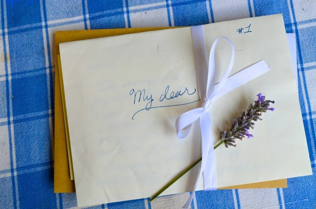 Bundle of letters | DIY Love Letters For Him or Her