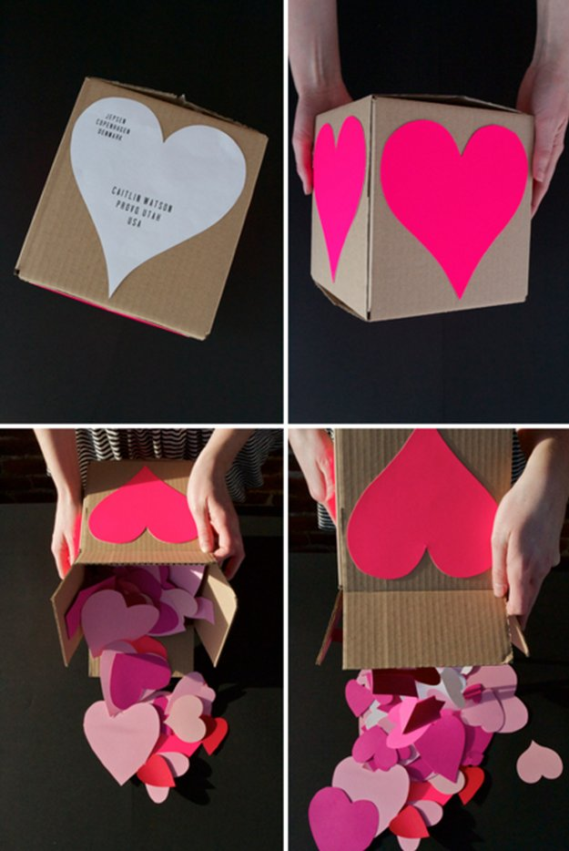 10 last-minute diy valentine's day gifts | diy projects tutorials, Ideas