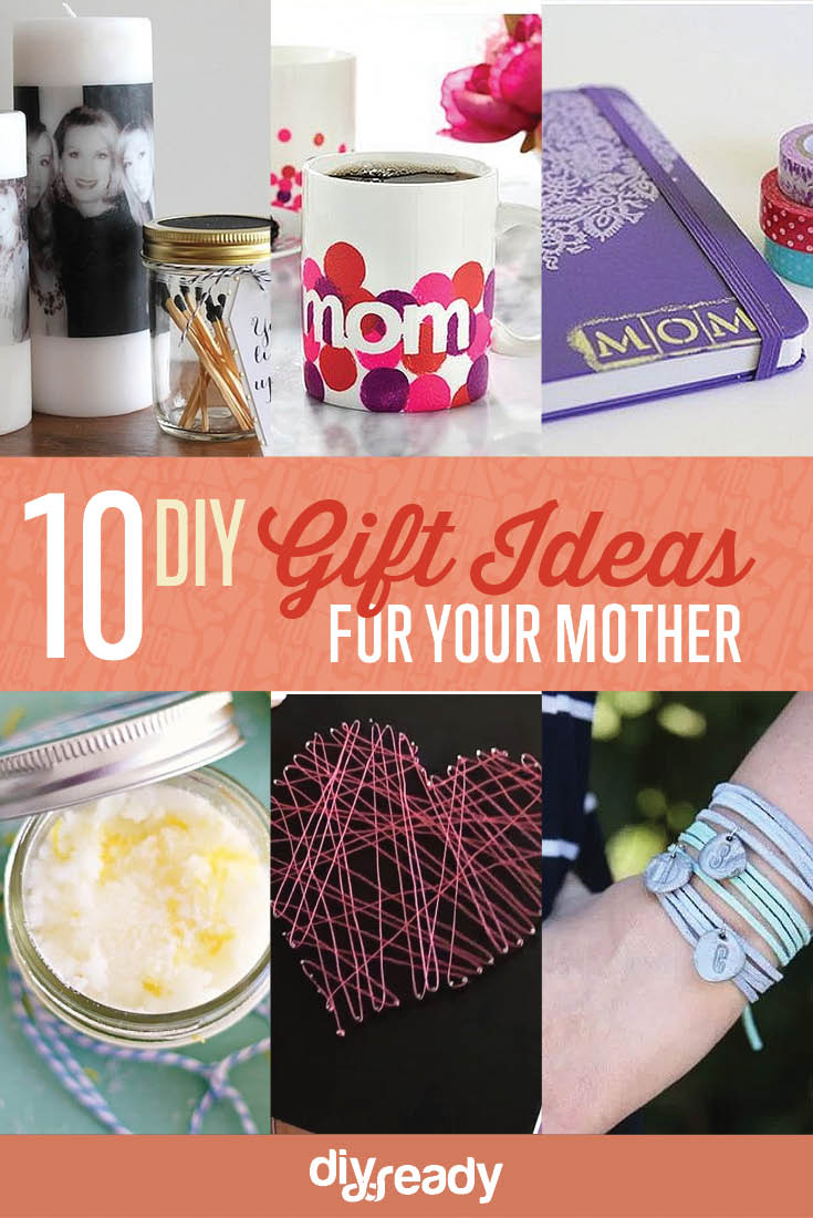 40th Birthday Craft Gift Ideas Mothers