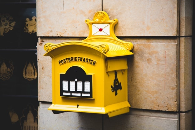 Check out 12 Creative DIY Mailboxes To Brighten Your Home at https://diyprojects.com/diy-mailboxes/