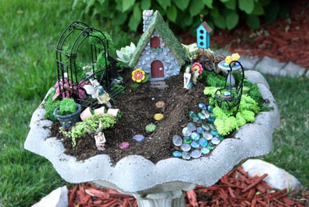 Fairy Garden Ideas and Kits DIY Projects Craft Ideas How Tos