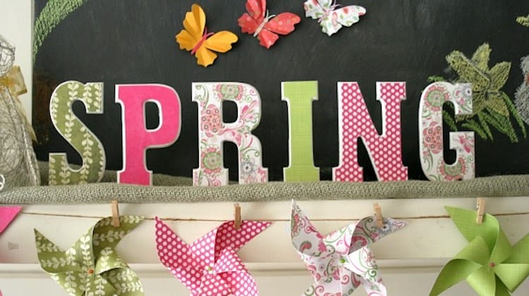 Featured 5 Spring Projects: 10 Spring Craft Projects You Need To Try This Season
