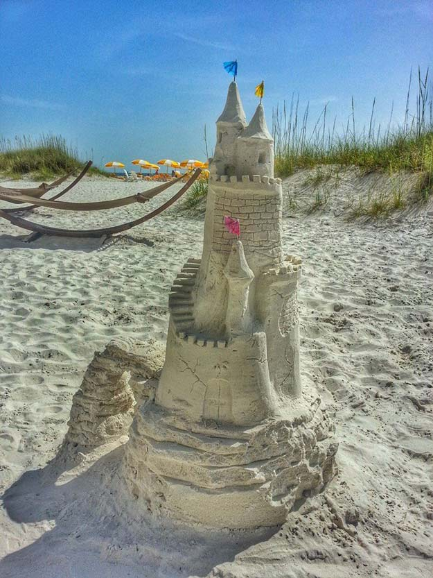 Sandcastle Ideas Diy Projects Craft Ideas How To S For