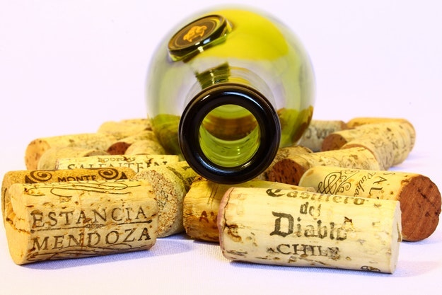 Check out DIY Wine Cork Crafts at https://diyprojects.com/wine-cork-craft-ideas/