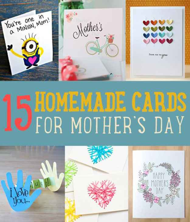 9c5ee528df9 15 Beautiful DIY Mother s Day Cards that Will Warm Her Heart
