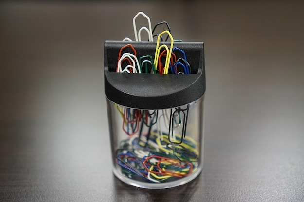 Check out Everyday Hack: 16 Awesome DIY Paper Clip Crafts That You Can Do at https://diyprojects.com/diy-projects-paper-clip-crafts/