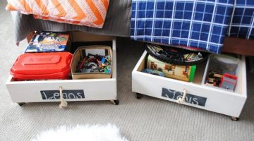 25 Toy Storage Solutions For A Well-Organized House